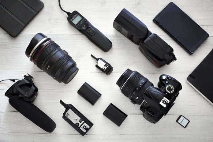 camera kit uitgesteld onderdelen