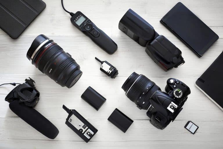 Wat zit er in je camera? Alle onderdelen uitgelegd