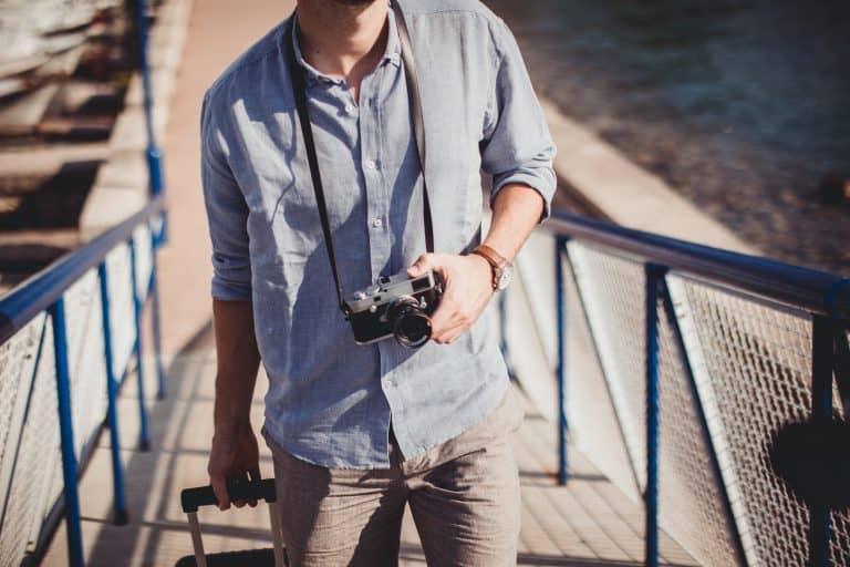 Mag je camera mee in je handbagage?