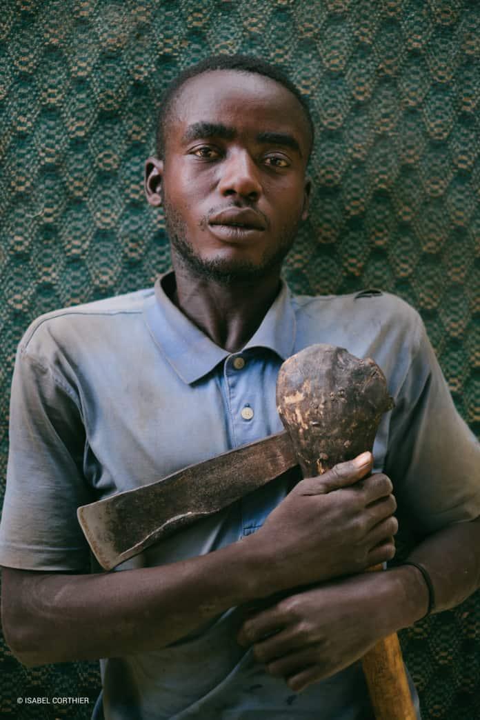 Abdoulaye Seck, 30 jaar, project Symbiose, Kay Mor, Senegal