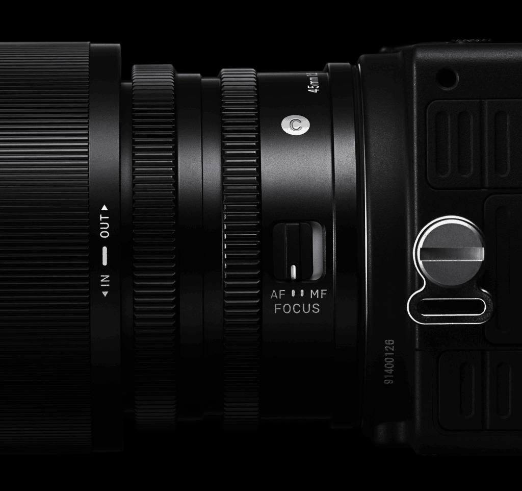 Sigma 45mm F2.8