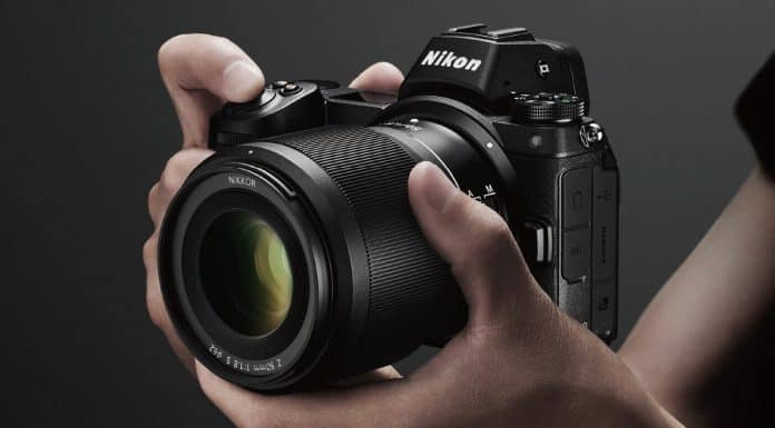 Nikon Z6 Z3