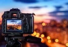 Video met DSLR smartphone camcorder