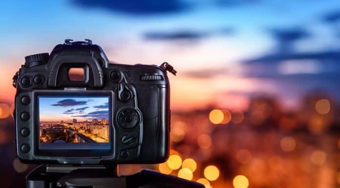 Video met DSLR smartphone camcorder
