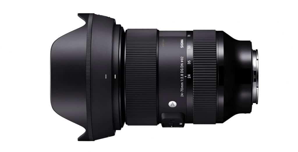 Sigma 24-70mm f/2.8 Art DG DN