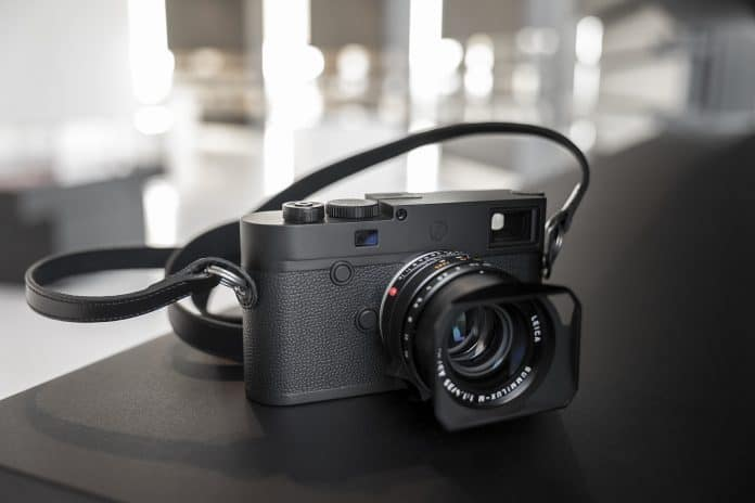 perspectiefcorrectie van Leica