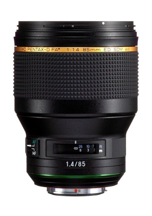 Pentax-D FA*85mm F1.4