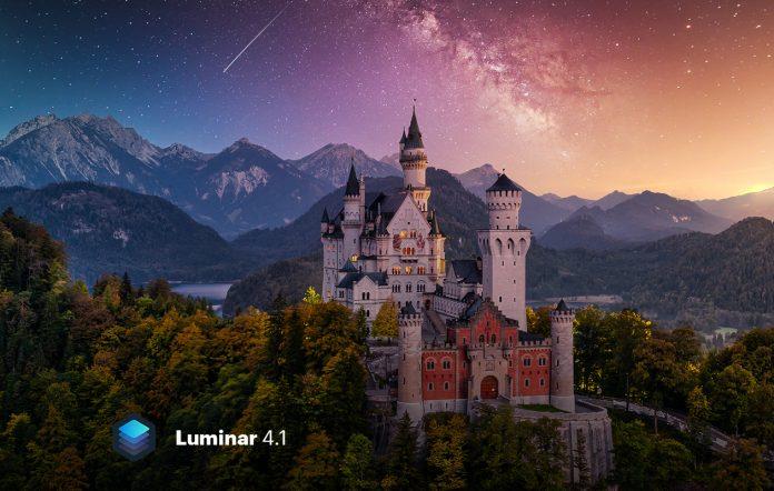 Luminar 4 Sky Replacement