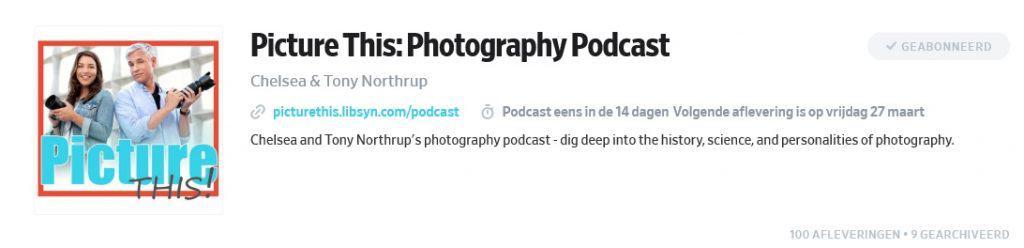 Fotografie podcast