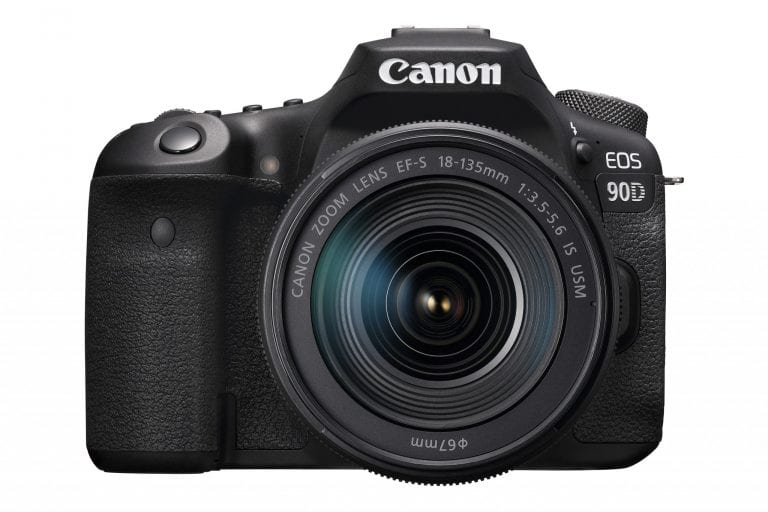 Review Canon EOS 90D: Sterke upgrade in vertrouwde body