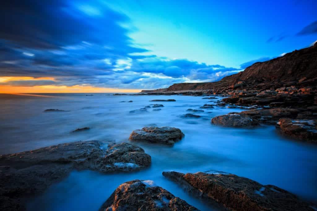 Marc De Schuyter strandfotografie