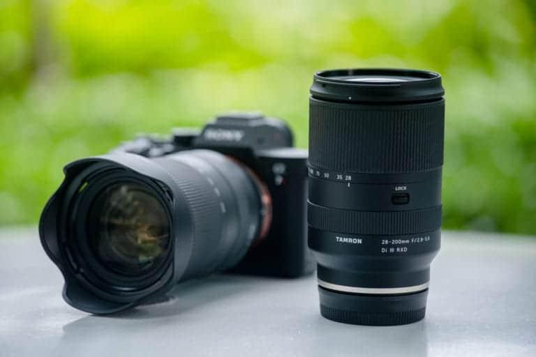 Review Tamron 28-200mm F/2.8-5.6 Di III RXD: Zoom voor op reis