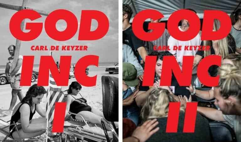 Carl De Keyzer keert met God Inc I & II terug naar godvrezend Amerika