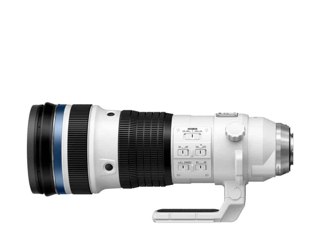 Olympus 150-400mm F4.5
