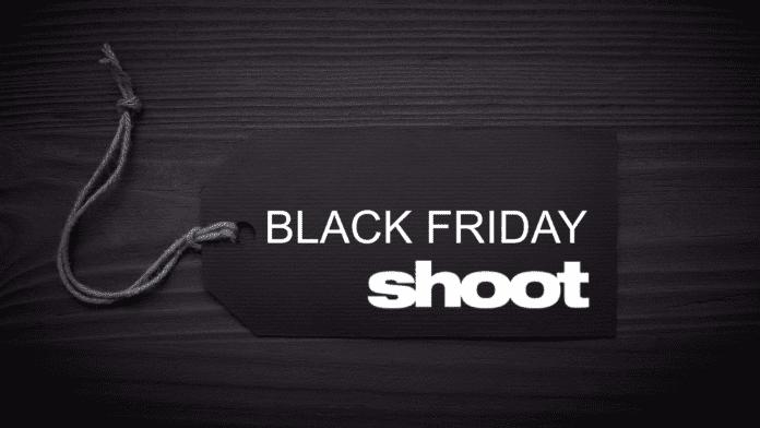 Shoot Black Friday header