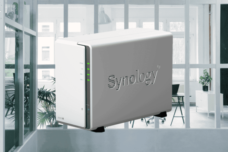 Synology DS220j review: 2-bay NAS voor beginners