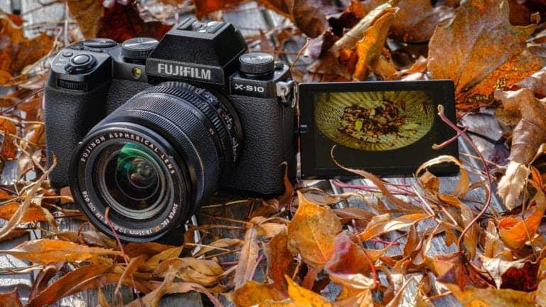 Fujifilm X-S10 review: Geslaagde combinatie