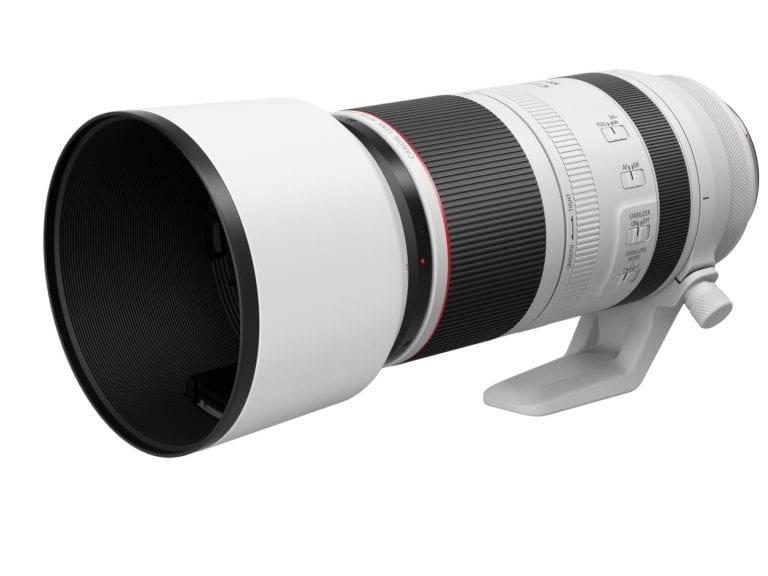 Canon RF 100-500mm F4.5-7.1 L IS USM: ultieme telezoom