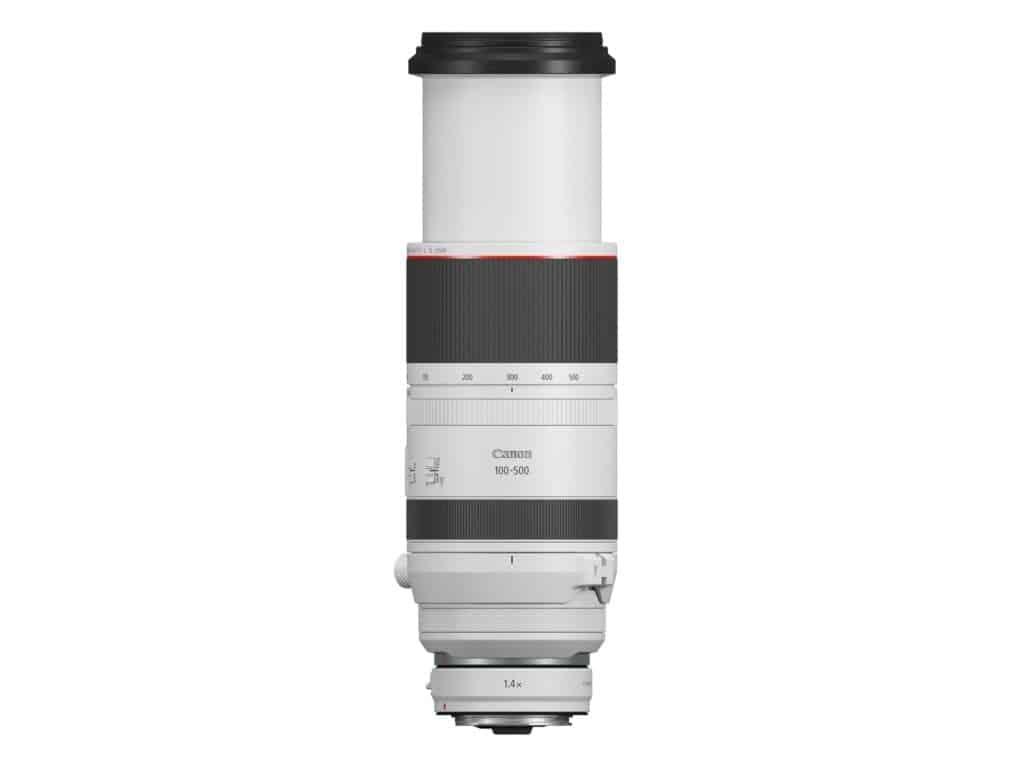 Canon RF 100-500mm