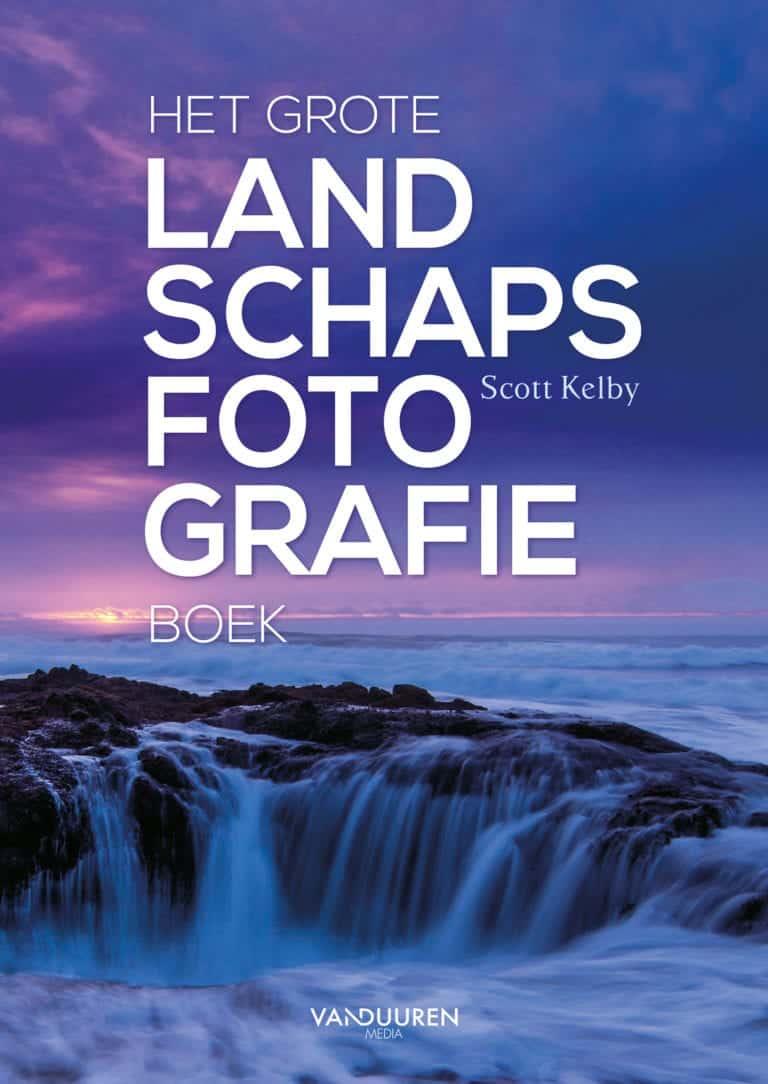 Scott Kelby-actie: 10% korting op vijf van zijn boeken