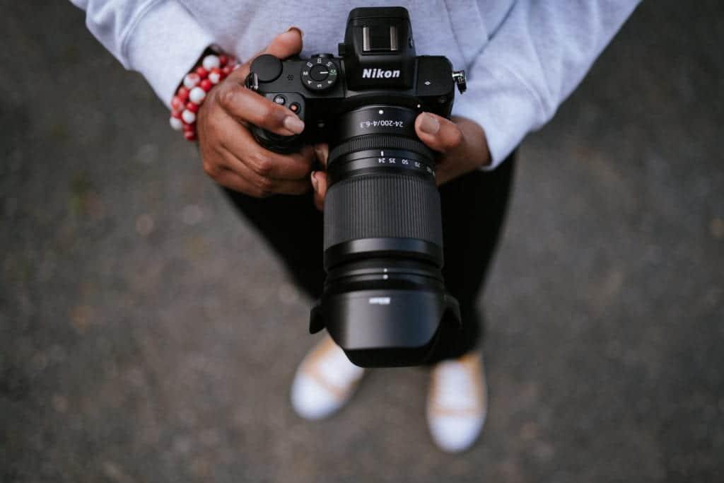 korting op Nikon Z5
