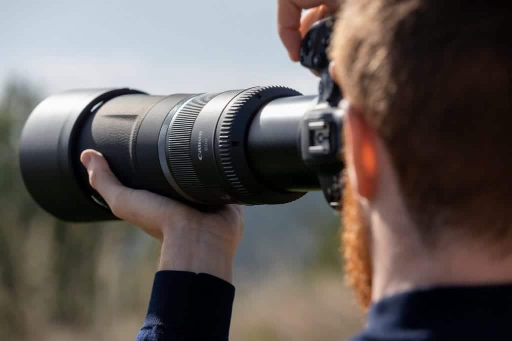 Canon RF 800mm