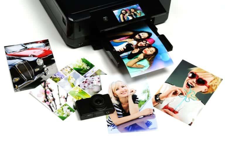 Uw foto's afdrukken met een kwaliteit printer