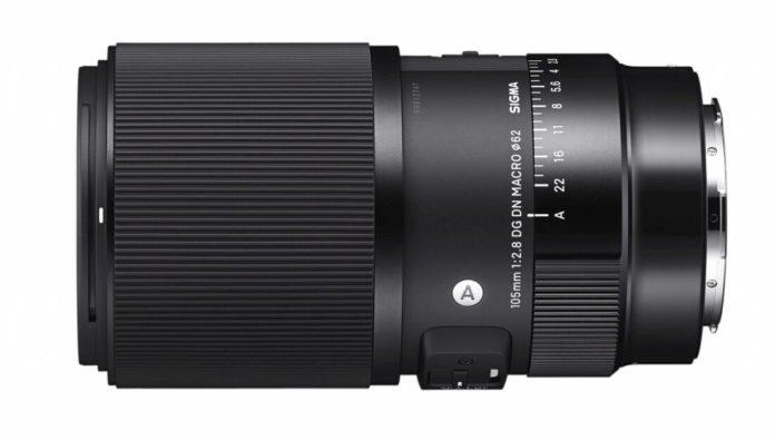 Sigma 105mm F2.8