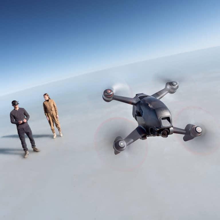 Nieuwe DJI FPV-drone met bril en controller kost 1349 euro