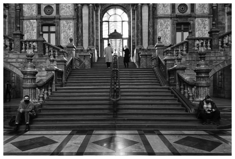 Oordeel: Bewakers van de trap