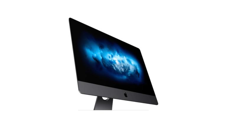 Apple zet verkoop iMac Pro stop