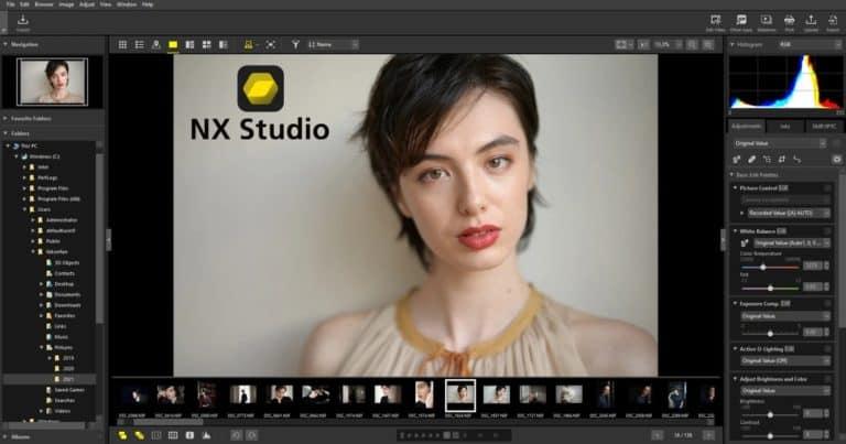 NX Studio bundelt Nikons beheer- en bewerksoftware in één pakket
