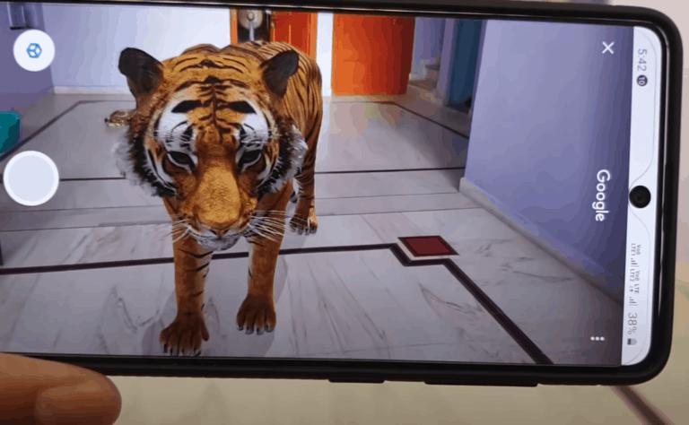 Google boost AR-functies met dual camera