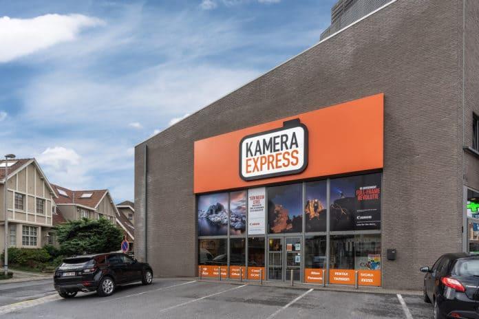 Kamera Express rental