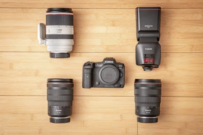 Canon Redline Challenge