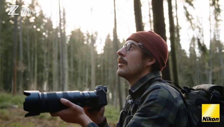 """Natuurfotograaf Martin Dellicour: """"Ik vind in de Nikon Z7 II alles terug wat mij bij de D850 verleid heeft"""" (met video)"""