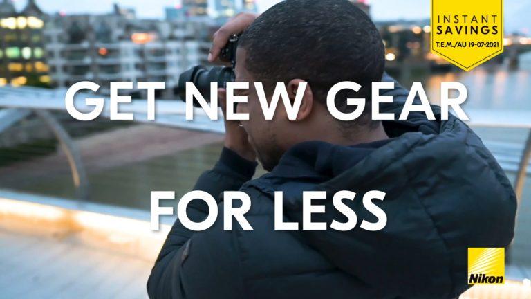 Nu tot €400 korting op een ruime selectie Nikon Z camera's en lenzen