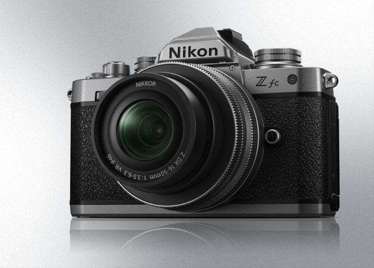 Nikon introduceert met de Z fc een stijlvolle APS-C-camera