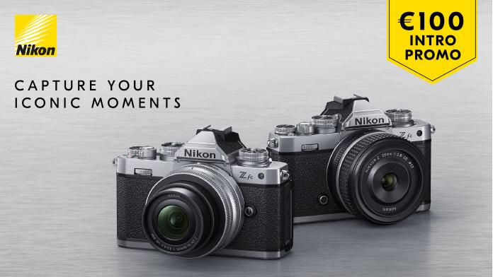 Maak kennis met de nieuwe iconische Nikon Z fc