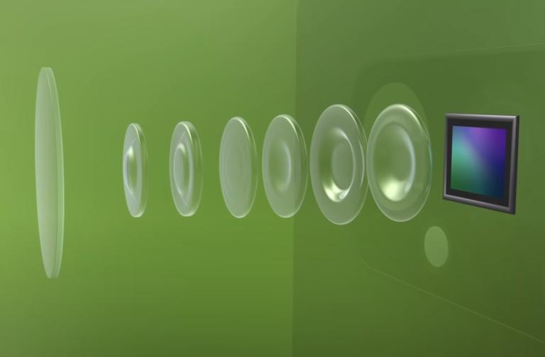 Corning Gorilla Glass gaat lenzen van smartphonecamera's versterken