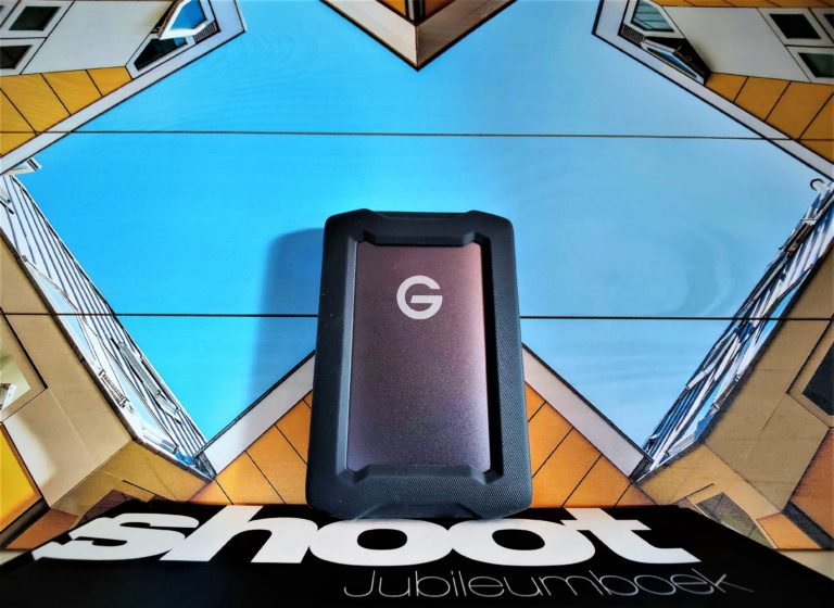 SanDisk Professional G-Drive ArmorATD review