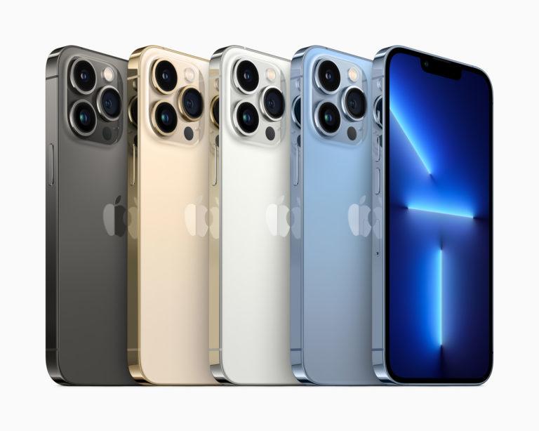 iPhone 13 Pro en iPhone 13 Pro Max: deze camera's hebben ze aan boord
