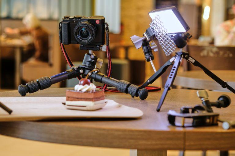Compacte tools voor foodfotografie – ideaal voor op locatie