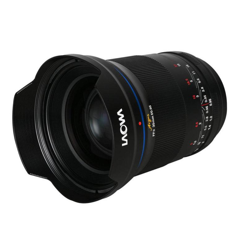 Laowa Argus 35 mm f/0.95 FF is snelste 35mm-lens voor fullframe