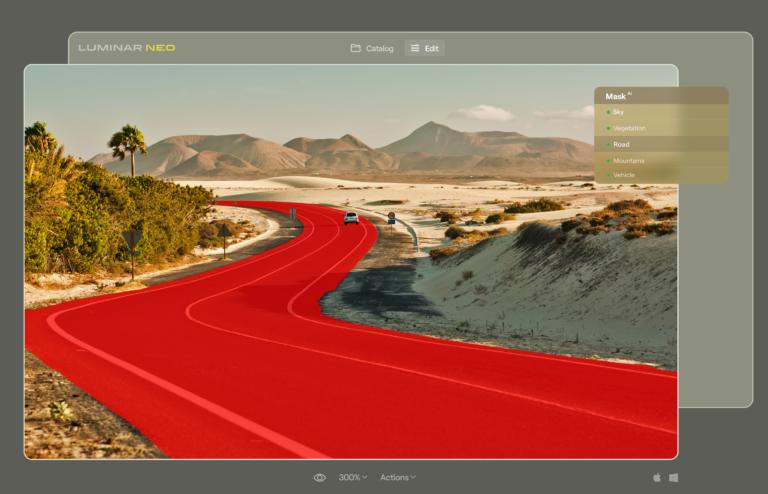 Luminar Neo biedt deze vier nieuwe tools