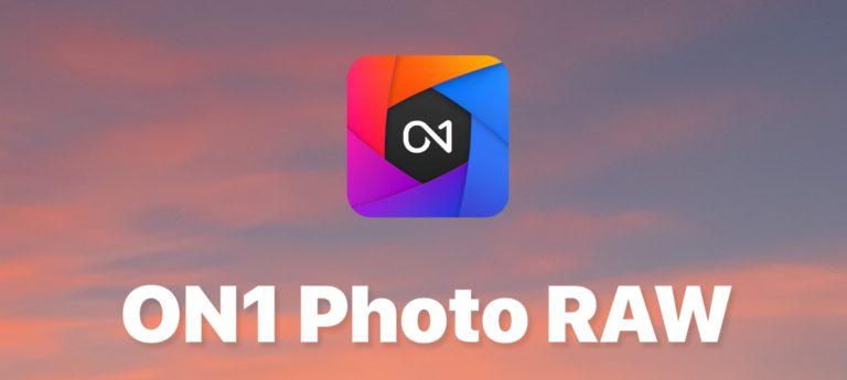 ON1 Photo RAW 2022: luchten vervangen en ondersteuning van Photoshop plug-ins