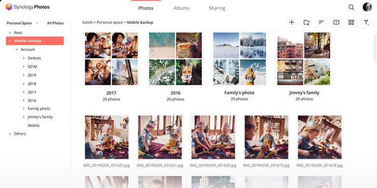 Maak kennis met Synology Photos! De foto-app voor iedereen