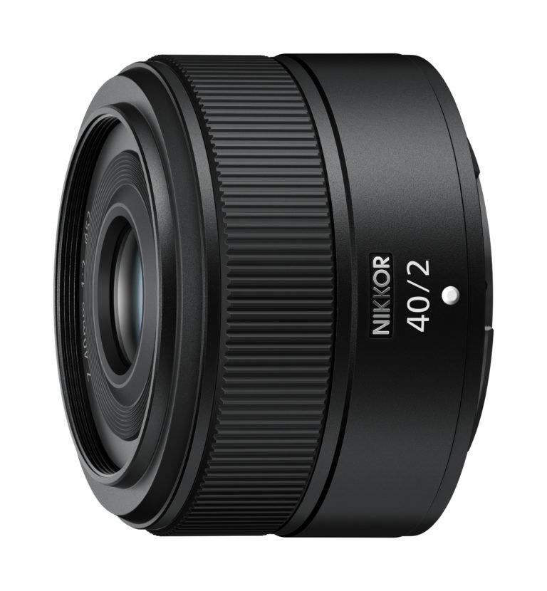 Nikkor Z 40mm f/2 is compacte en lichte lens voor Nikon Z