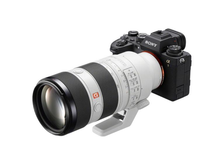 Nieuwe Sony FE 70-200mm F2.8 is relatieve lichtgewicht voor sport- en natuurfotografie