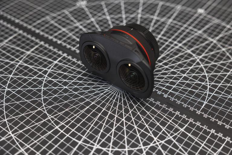 Canon lanceert de RF 5,2 mm F2.8L DUAL FISHEYE voor virtuele 3D-beelden